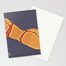 """Ines Trocchia """"Sleepy"""" Stationery Cards"""