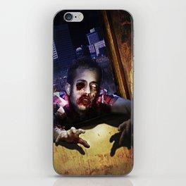 Z Attack! iPhone Skin