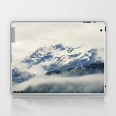 Mountains and Fog Laptop & iPad Skin