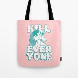 Kill Everyone Tote Bag