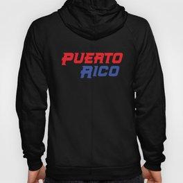 Puerto Rico WBC World Baseball Classic Jersey Puerto Rico Hoody
