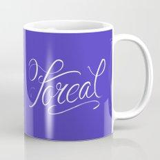Foreal (Hip Hop Calligraphy I) Mug