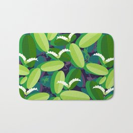 Frog Pond Bath Mat