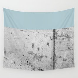 Color Block Concrete Wall Tapestry