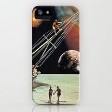 Set Sail for the Stars iPhone (5, 5s) Slim Case