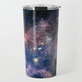 Carina Nebula's Hidden Secrets Travel Mug
