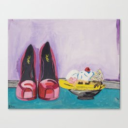 Indulgences, 2016 Canvas Print