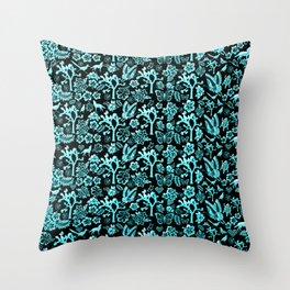 Joshua Tree by CREYES Throw Pillow