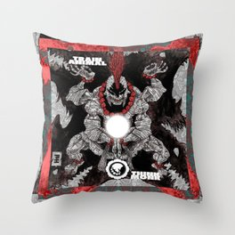 T.A.T.M. SB Throw Pillow