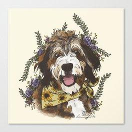 Tillie 3 Canvas Print