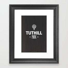 Tuthill Park Framed Art Print