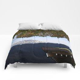 Rainer Woodblock Comforters