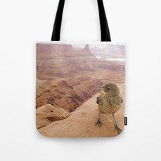 Desert Bird Tote Bag