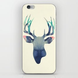 El Venado Azul iPhone Skin