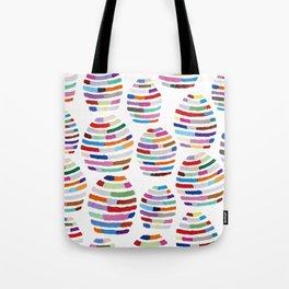 Funny Mirror ball  Tote Bag