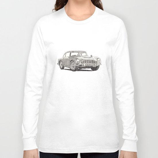 Aston Martin DB5 Long Sleeve T-shirt