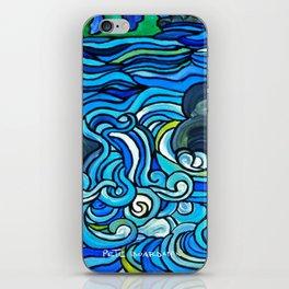 HIGH WATER iPhone Skin