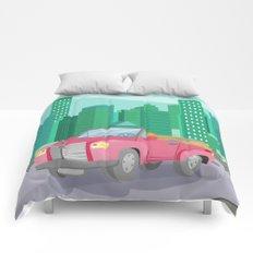 CAR (GROUND VEHICLES) Comforters