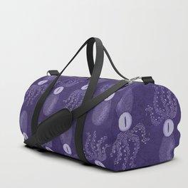Octopus with big eye Duffle Bag