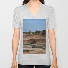 Badlands Rockformation Unisex V-Neck