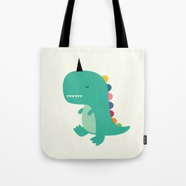 Dinocorn Tote Bag