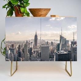 NYC Skyline Credenza