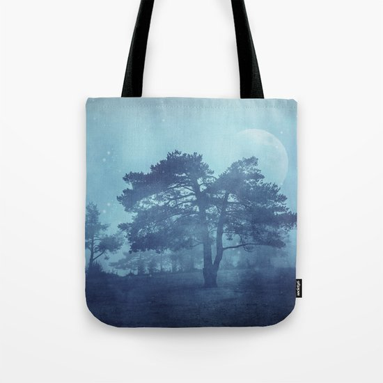 Mystic tree Tote Bag