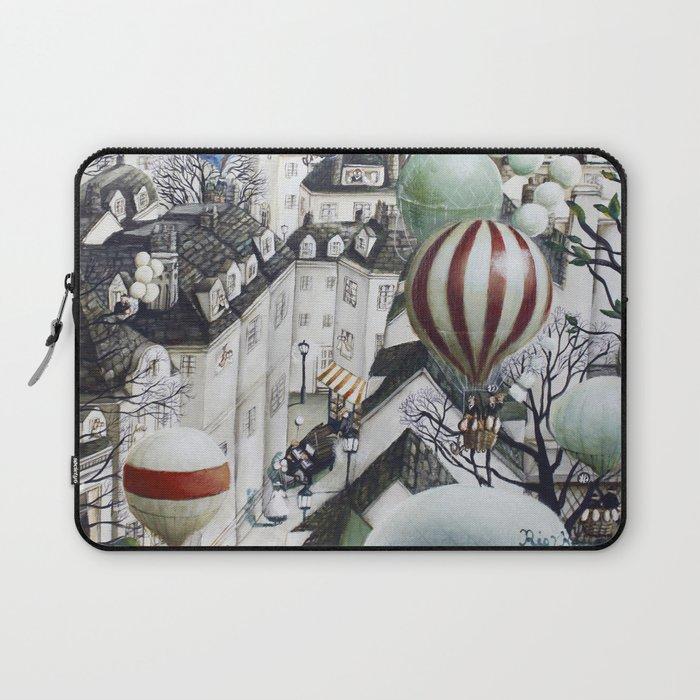 Balloon travel Laptop Sleeve