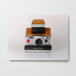 Polaroid SX-70 Land Camera Metal Print