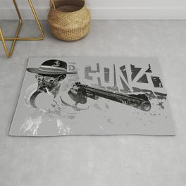 Dr Gonzo Rug