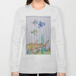 Leopard Shark & Friends Long Sleeve T-shirt
