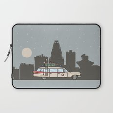 Ghostbusters Ecto-1 Laptop Sleeve