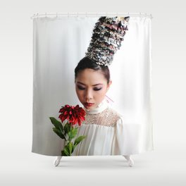 Crowned Shower Curtain