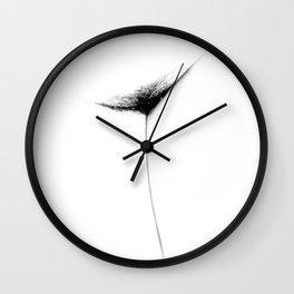 Sex Flower Wall Clock