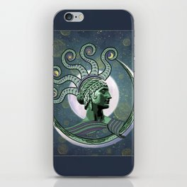 Goddess Luna iPhone Skin