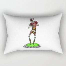 Harlequorg Rectangular Pillow