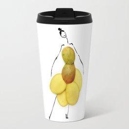 Edible Ensembles: Mango Travel Mug