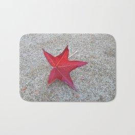 Sidewalk Star Bath Mat