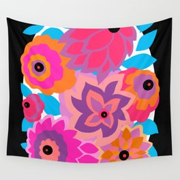 CAMBRIA, ART DECO FLORALS: HANALEI BAY Wall Tapestry