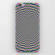 Psychedelic Web iPhone & iPod Skin