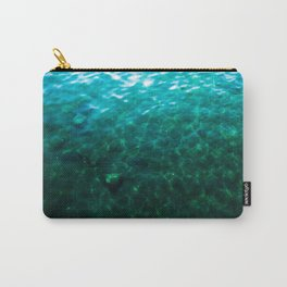 Dioptase Deeps Carry-All Pouch