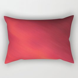 Abstraction . Crimson-brown blurred background . Rectangular Pillow