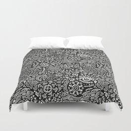 Surreal pattern Duvet Cover