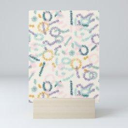 Playful #society6 #abstractart Mini Art Print