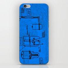 Large Capacity Lube/Fuel Filter Torque Unit-design no.1 iPhone & iPod Skin