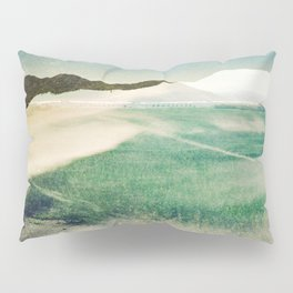 MM 410 . White Lines x Mountain Lines Pillow Sham