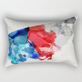 Toronto Map Rectangular Pillow