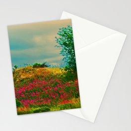 Scottish Weeds Stationery Cards