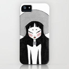 inktober witch 4 iPhone Case