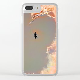 Fighter Clear iPhone Case